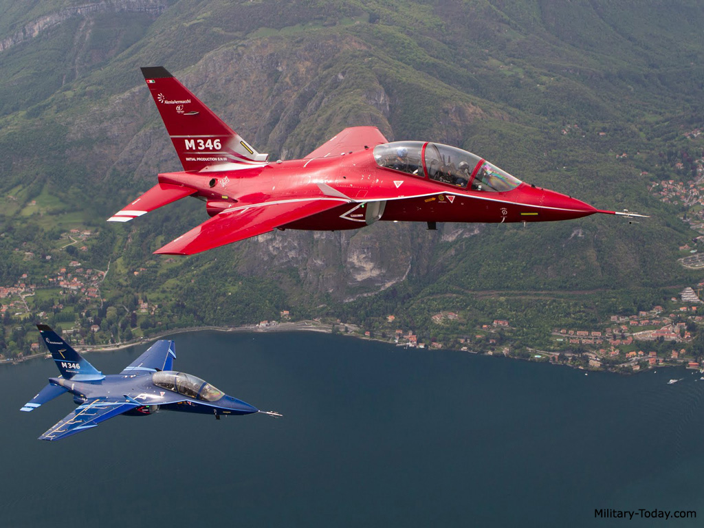 Training Jets From Italy